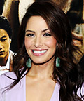 Sarah Shahi - Celebrity Beauty Tip - Mauve Lip Gloss