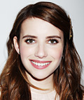 Emma Roberts - Peach Lips and Cheeks - Celebrity Beauty Tip
