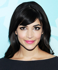 Hannah Simone - Petal Pink Lip Stain - Celebrity Beauty Tip