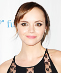 Christina Ricci - Celebrity Beauty Tip - Low Bun