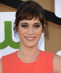 Celebrity Beauty Tip - Lizzy Caplan's Copper Eye Shadow
