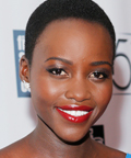 Lupita Nyong'O - Celebrity Beauty Tip - Subtle Liner