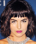 Camilla Belle - Violet Lipstick - Celebrity Beauty Tip