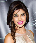 Celebrity Beauty Tip - Priyanka Chopra - Undone Side Braid