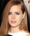 Amy Adams - Celebrity Beauty Tip - Deep Side Part