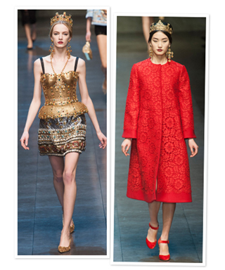 Dolce & Gabbana, fashion week