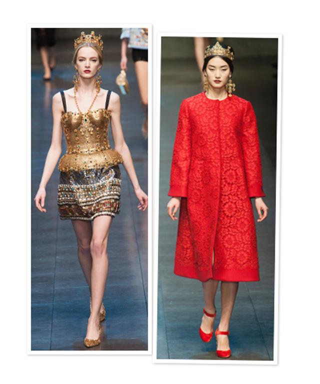 Dolce & Gabbana, fashion week