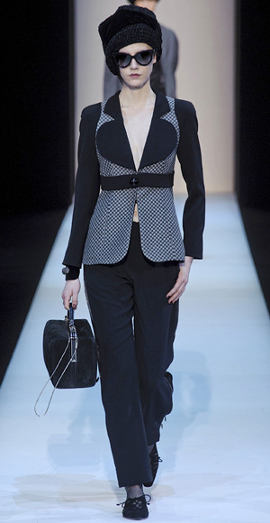 Giorgio Armani, Fashion Week