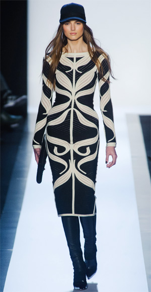 Herve Leger by Max Azria, Fashion Week