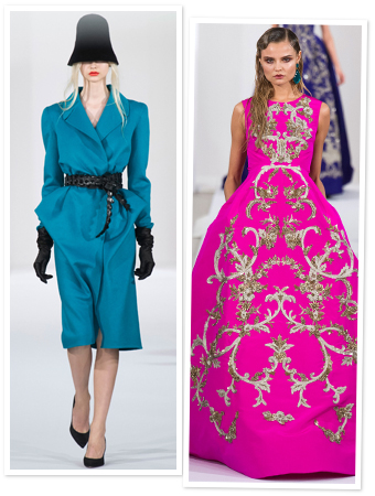 Fashion Week, Oscar de la Renta