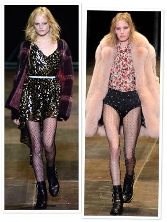 Saint Laurent, Fashion Week