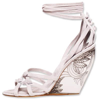 Donna Karan New York - sandals - we're obsessed