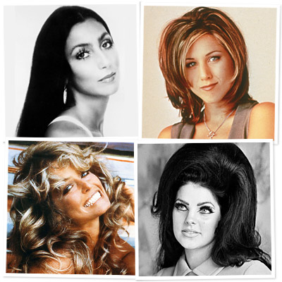Hairstyles By Decade : Decade Hairstyles
