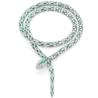 Bulgari - necklace - we're obsessed
