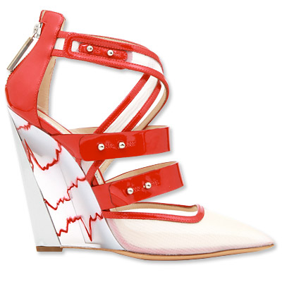 Casadei - Prabal Gurung - wedges - we're obsessed