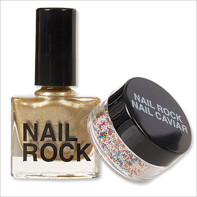 Look of the Day photo | Nail Rock Caviar in Venus