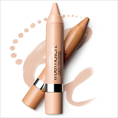 Look of the Day photo | L'Oreal True Match Blendable Crayon Concealer