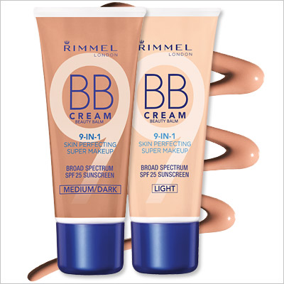 Look of the Day photo | Rimmel 9-in-1 BB Cream
