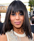 Kerry Washington's Jewel-Toned Eye