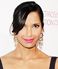 Padma Lakshmi's Fruit Punch Lipstick - Celebrity Beauty Tip