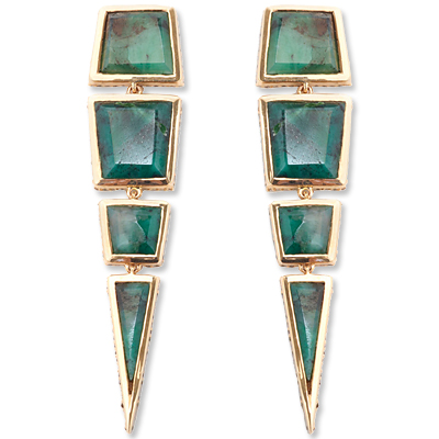 Maiyet - Machu Picchu earrings - we're obsessed