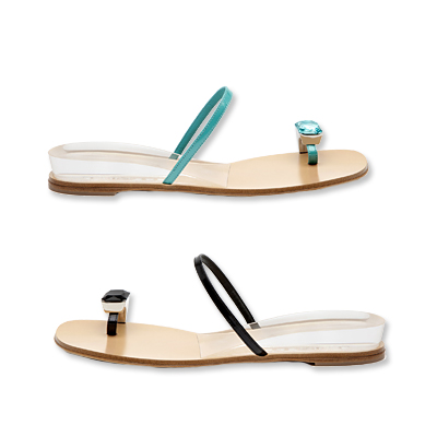 Casadei - sandals - Were Obsessed