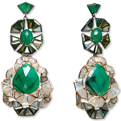 Nak Armstrong - earrings - We're Obsessed