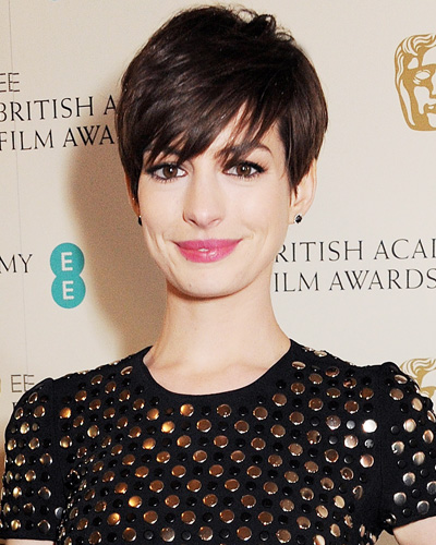 Best Bangs - Anne Hathaway