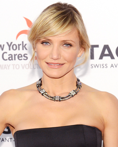 Best Bangs - Cameron Diaz