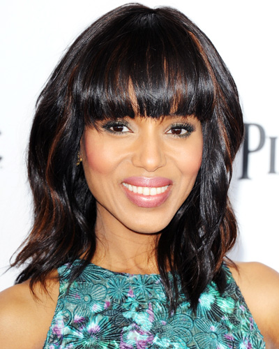 Best Bangs - Kerry Washington