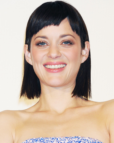 Best Bangs - Marion Cotillard