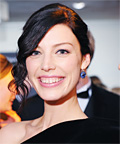 Jessica Pare - Celebrity Beauty Tip - Subtle Liquid Liner