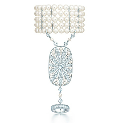 Tiffany & Co. - hand ornament - we're obsessed