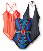 Shop 39 Figure Flattering Swimsuits