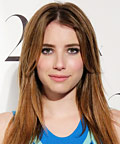 Emma Roberts - Mod Eye Makeup - Celebrity Beauty Tip