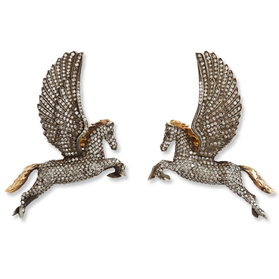 Sevan Bicakci - earrings - we're obsessed