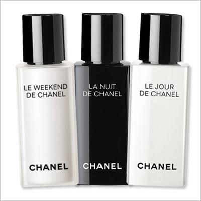 Summer Skincare - Chanel Resynchronizing Skincare