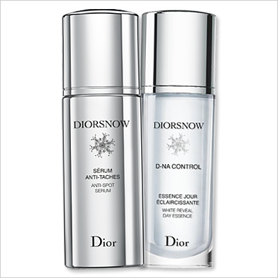 Summer Skincare - Dior Anti-Spot Serum and D-NA Control