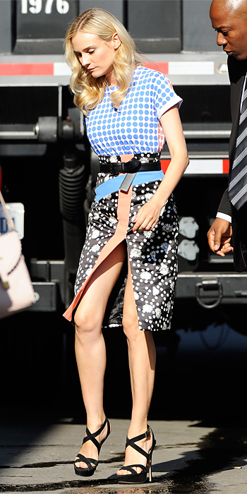 Look of the Day photo | Diane Kruger