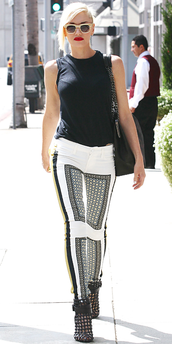 Look of the Day photo | Gwen Stefani