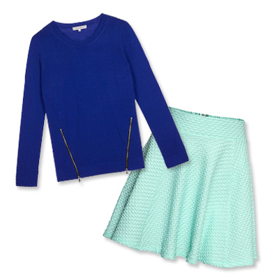 Look of the Day photo | Combo 5: Color-Block Like a Pro