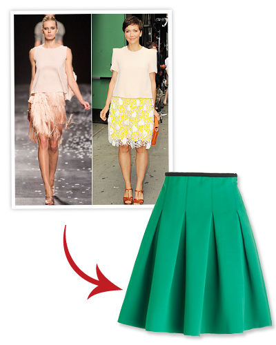 Look of the Day photo | Summer Trend: Pastels
