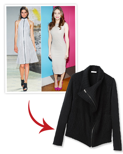 Look of the Day photo | Summer Trend: Leather Dresses