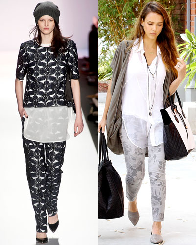 Look of the Day photo   6. Look for a long, sheer layer