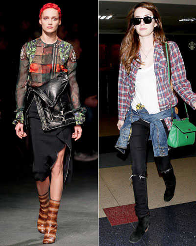 Look of the Day photo   3. Wrap your waist with a jacket