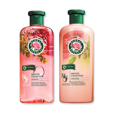 Herbal Essences Smooth Collection Shampoo And Conditioner