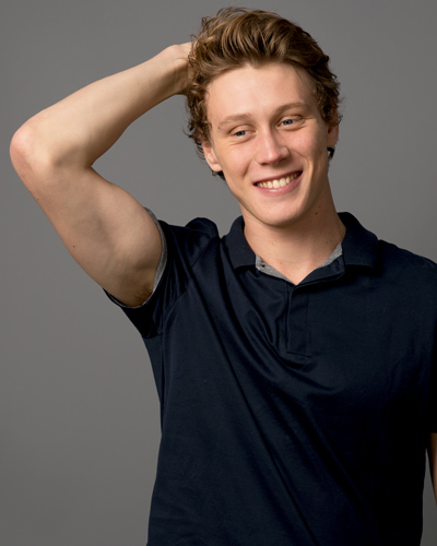 George Mackay Of How I Live Now 7 Rising Stars To Watch Instyle Com