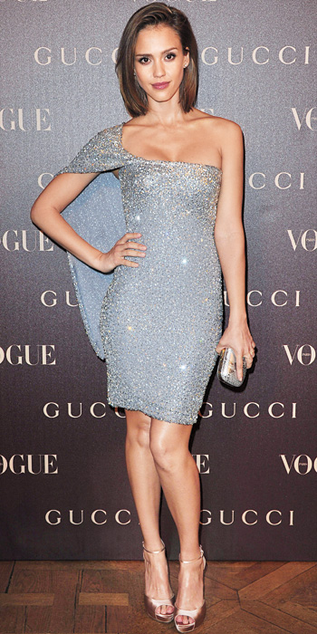 Jessica Alba 10 Best - In Gucci, 2011