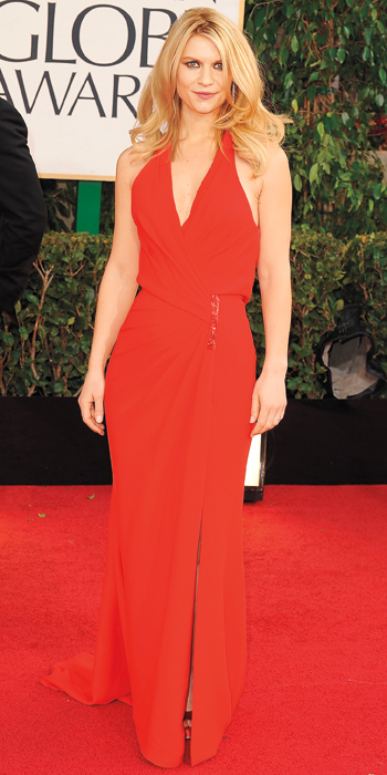 Claire Danes 10 Best - Atelier Versace, 2013