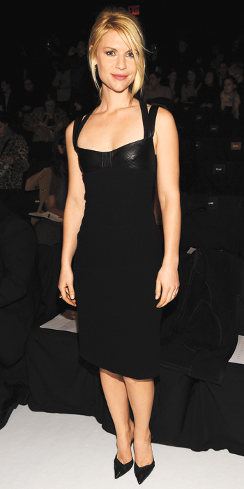 Claire Danes 10 Best - Narciso Rodriguez, 2012